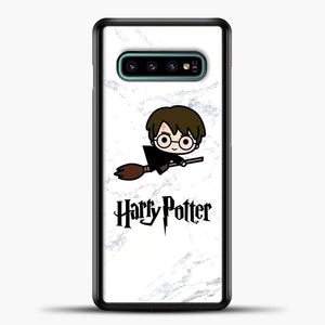 Harry Potter Spider Background Samsung Galaxy S10e Case, Black Plastic Case | casedilegna.com