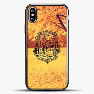 Harry Potter Under Tree iPhone XS Max Case, Black Plastic Case | casedilegna.com