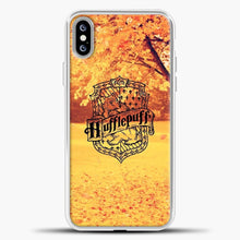 Load image into Gallery viewer, Harry Potter Under Tree iPhone XS Max Case, White Plastic Case | casedilegna.com