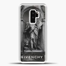 Load image into Gallery viewer, Hypebeast THE MONUMENT STATUE Samsung Galaxy S9 Plus Black.jpg, White Plastic Case | casedilegna.com
