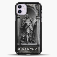 Load image into Gallery viewer, Hypebeast THE MONUMENT STATUE iPhone 11 Black.jpg, Black Plastic Case | casedilegna.com