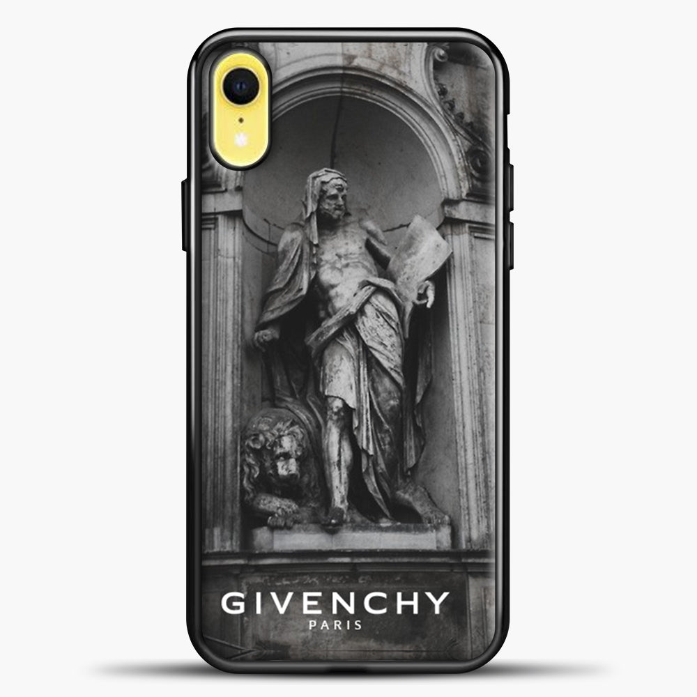 Hypebeast THE MONUMENT STATUE iPhone XR Case, Black Plastic Case | casedilegna.com