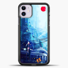 Load image into Gallery viewer, I Haven't Done A Draw iPhone 11 Case, Black Plastic Case | casedilegna.com