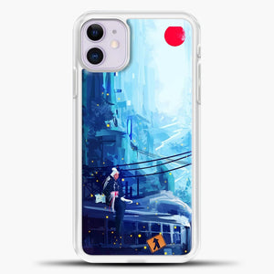 I Haven't Done A Draw iPhone 11 Case, White Plastic Case | casedilegna.com