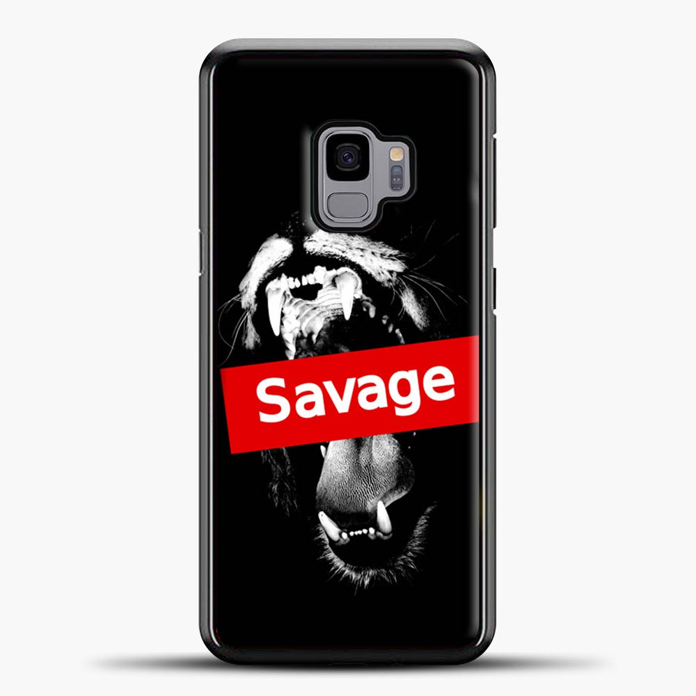 Im A Savage Canine Tooth Samsung Galaxy S9 Case