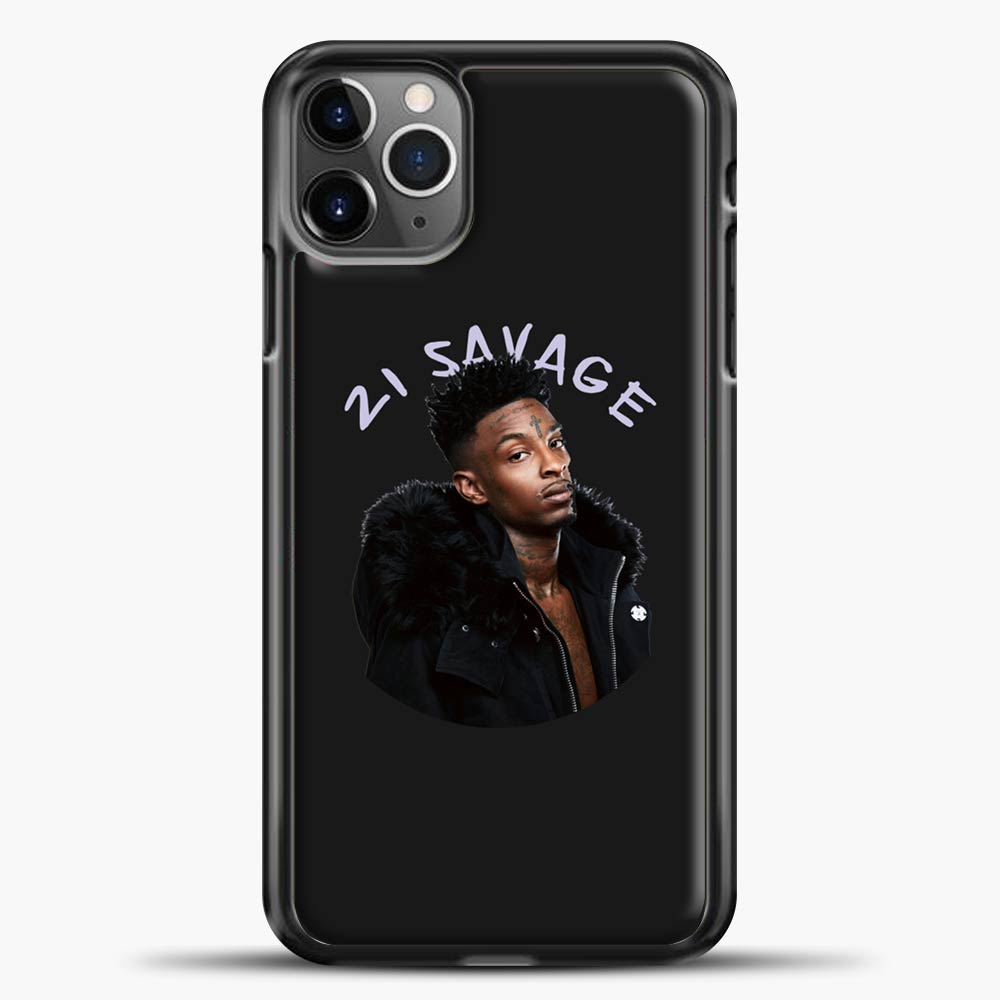 Im A Savage Wearing Black Jacket iPhone 11 Pro Max Case
