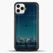 Load image into Gallery viewer, Im Home iPhone 11 Pro Case, Black Plastic Case | casedilegna.com