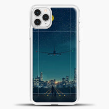 Load image into Gallery viewer, Im Home iPhone 11 Pro Case, White Plastic Case | casedilegna.com