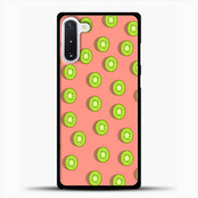 Load image into Gallery viewer, Kiwi Fruit Pattern Samsung Galaxy Note 10 Case