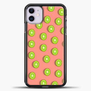Kiwi Fruit Pattern iPhone 11 Case