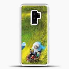 Load image into Gallery viewer, Lil Yeti Have Fun On The Boat Samsung Galaxy S9 Plus Case, White Plastic Case | casedilegna.com