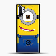 Load image into Gallery viewer, Minion Face Samsung Galaxy Note 10 Plus Case