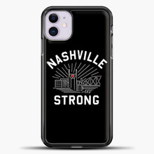 Load image into Gallery viewer, Nashville Strong I Believe In Tennessee Case iPhone 11 Case, Plastic Case