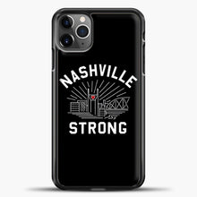 Load image into Gallery viewer, Nashville Strong I Believe In Tennessee Case iPhone 11 Pro Max Case, Plastic Case