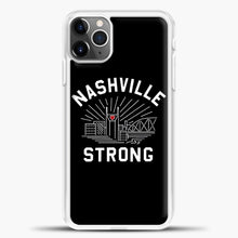 Load image into Gallery viewer, Nashville Strong I Believe In Tennessee Case iPhone 11 Pro Max Case, Rubber Case