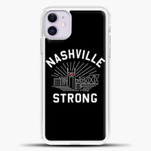 Load image into Gallery viewer, Nashville Strong I Believe In Tennessee Case iPhone 11 Case, Rubber Case