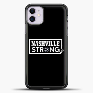 Nashville Strong Logo Case iPhone 11 Case, Plastic Case