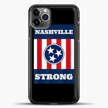 Load image into Gallery viewer, Nashville Strong Case iPhone 11 Pro Max Case, Plastic Case