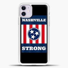Load image into Gallery viewer, Nashville Strong Case iPhone 11 Case, Rubber Case