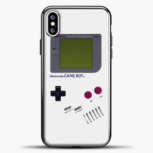 Nintendo Game Boy Tetris White iPhone XS Case