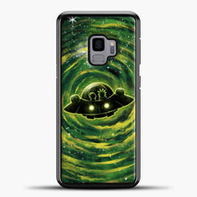 Load image into Gallery viewer, Rick And Morty Dimensional Rikt Samsung Galaxy S9 Case