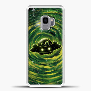 Rick And Morty Dimensional Rikt Samsung Galaxy S9 Case