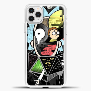 Rick And Morty Polarity iPhone 11 Pro Case