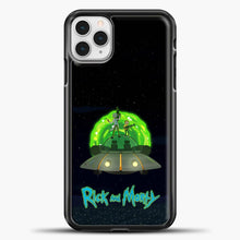 Load image into Gallery viewer, Rick And Morty Ufo iPhone 11 Pro Case