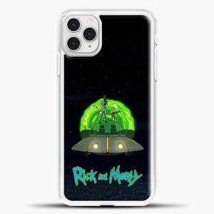 Rick And Morty Ufo iPhone 11 Pro Case
