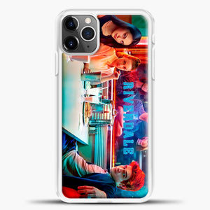 Riverdale Cast iPhone 11 Pro Max Case, White Plastic Case | casedilegna.com