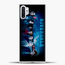 Load image into Gallery viewer, Riverdale Diner Samsung Galaxy Note 10 Plus Case, White Plastic Case | casedilegna.com