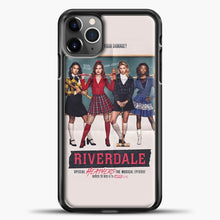 Load image into Gallery viewer, Riverdale Heathers The Musical iPhone 11 Pro Max Case, Black Plastic Case | casedilegna.com