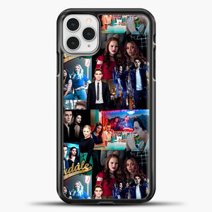 Riverdale Photo iPhone 11 Pro Case, Black Plastic Case | casedilegna.com