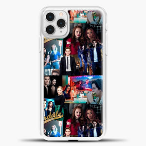 Riverdale Photo iPhone 11 Pro Case, White Plastic Case | casedilegna.com