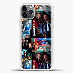 Riverdale Photo iPhone 11 Pro Max Case, White Plastic Case | casedilegna.com
