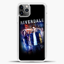 Load image into Gallery viewer, Riverdale Pop's iPhone 11 Pro Max Case, White Plastic Case | casedilegna.com