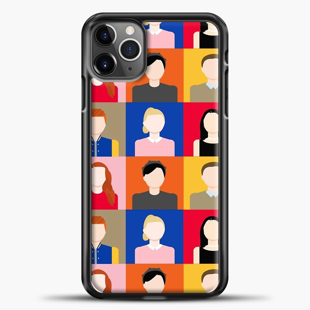 Riverdale Scooby Squad iPhone 11 Pro Max Case, Black Plastic Case | casedilegna.com