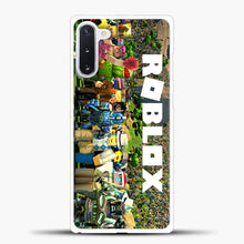 Load image into Gallery viewer, Roblox Green Samsung Galaxy Note 10 Case