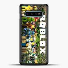 Load image into Gallery viewer, Roblox Green Samsung Galaxy S10e Case