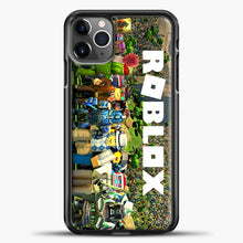 Load image into Gallery viewer, Roblox Green iPhone 11 Pro Max Case