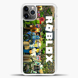 Roblox Green iPhone 11 Pro Max Case