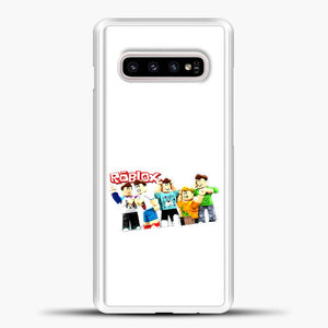 Roblox Happy Samsung Galaxy S10e Case