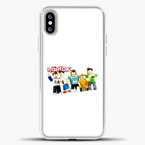 Roblox Happy iPhone XS Max Case