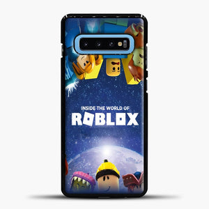 Roblox Inside The World Samsung Galaxy S10 Case
