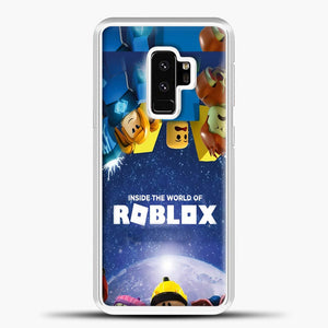 Roblox Inside The World Samsung Galaxy S9 Plus Case
