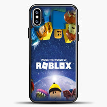 Load image into Gallery viewer, Roblox Inside The World iPhone XS Max Case