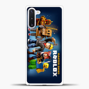 Roblox Master Skin Samsung Galaxy Note 10 Case