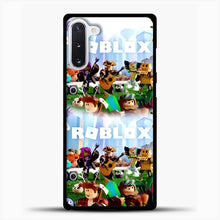 Load image into Gallery viewer, Roblox Samsung Galaxy Note 10 Case