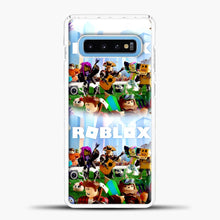 Load image into Gallery viewer, Roblox Samsung Galaxy S10 Case