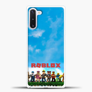 Roblox Sky Samsung Galaxy Note 10 Case